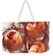 Silk Labyrinth Weekender Tote Bag