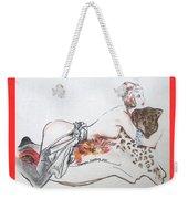 Silk Stockings Weekender Tote Bag