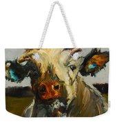 Silly Cow Weekender Tote Bag