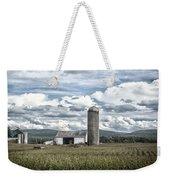Silo Sky Weekender Tote Bag