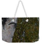 Silver Birch Weekender Tote Bag