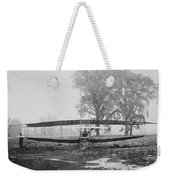 Silver Dart - Aeroplane At Hammondsport 1908 Weekender Tote Bag