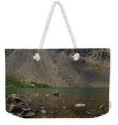 Silver Dollar Lake Colorado Weekender Tote Bag