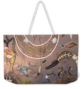 Silver Gull Central Cairns Weekender Tote Bag