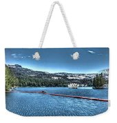 Silver Lake Weekender Tote Bag