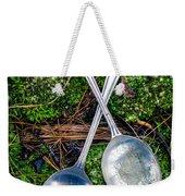 Silver Spoons  Weekender Tote Bag