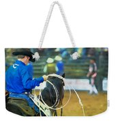Silver Spurs Rodeo Outrider Weekender Tote Bag