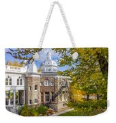 Silver State Autumn Weekender Tote Bag