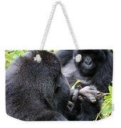 Silverback Grooming 1 Weekender Tote Bag