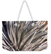 Silversword Detail Weekender Tote Bag