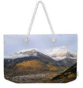 Silverton Colorado Weekender Tote Bag