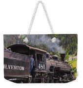 Silverton Engine 481 Weekender Tote Bag