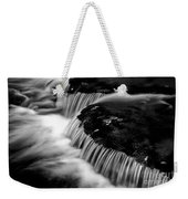 Silvery Falls Weekender Tote Bag