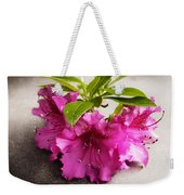 Simple Beauty  Weekender Tote Bag
