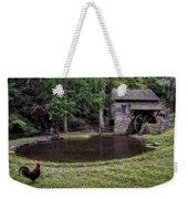 Simple Country Life Weekender Tote Bag