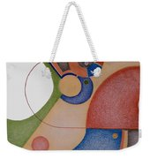 Simple Machine I Weekender Tote Bag