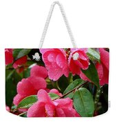 Simple Pleasure Weekender Tote Bag