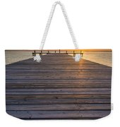 Simple Setting Weekender Tote Bag