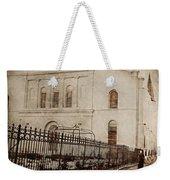 Simpler Times Weekender Tote Bag