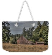 Simpler Times Weekender Tote Bag by Randy Hall