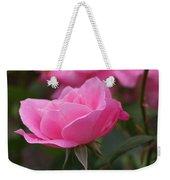 Simplicity Floribunda Rose Weekender Tote Bag