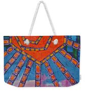 Simply A Sunset I've Never Seen Weekender Tote Bag