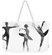 Simply Dancing 4 Weekender Tote Bag