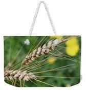 Simply Dried Grass Weekender Tote Bag