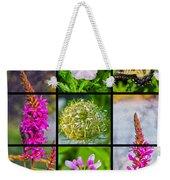 Simply Summer Wildflowers Weekender Tote Bag
