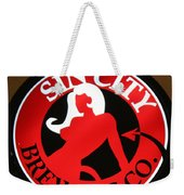 Sin City Brewing  Weekender Tote Bag