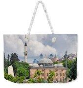 Sinan Pasha Mosque In Istanbul Weekender Tote Bag