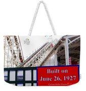 Since 1927 Weekender Tote Bag