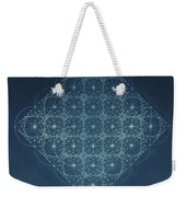 Sine Cosine And Tangent Waves Weekender Tote Bag