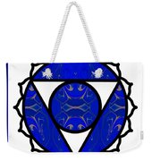 Sing A Song Of Eternity Abstract Chakra Art By Omaste Witkowski Weekender Tote Bag