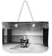 Sing Sing Electric Chair Weekender Tote Bag