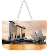 Singapore - Marina Bay Sand Weekender Tote Bag