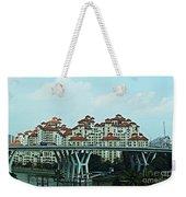 Singapore 11 Weekender Tote Bag