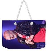 Singer Andy  Bell Weekender Tote Bag