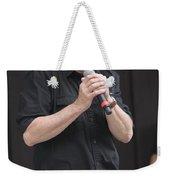 Singer Mitch Ryder Weekender Tote Bag