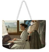 Singing A Ditty Weekender Tote Bag