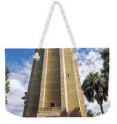 Singing Tower House Side View Weekender Tote Bag