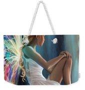 Single Fairy Weekender Tote Bag