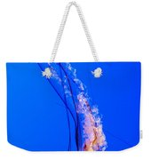 Single Jellyfish Weekender Tote Bag