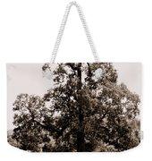 Single Tree Journey Weekender Tote Bag