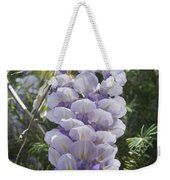 Single Wisteria  Weekender Tote Bag