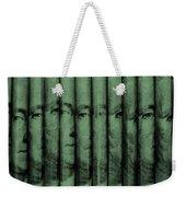 Singles In Light Green Weekender Tote Bag