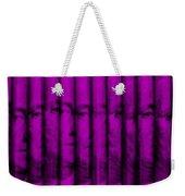 Singles In Purple Weekender Tote Bag