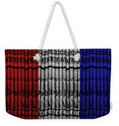 Singles In Red White And Blue Weekender Tote Bag