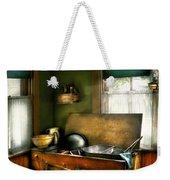 Sink - The Kitchen Sink Weekender Tote Bag