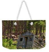 Sinking Cabin Weekender Tote Bag